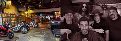 Johnnie Wash Bar e a Banda FlyingRock