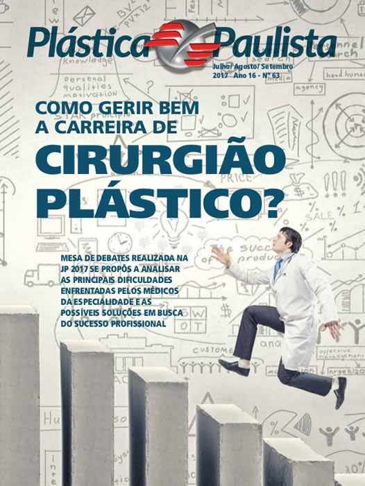 Revista Plástica Paulista ed. 63 2017