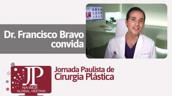Convite Dr. Francisco Bravo