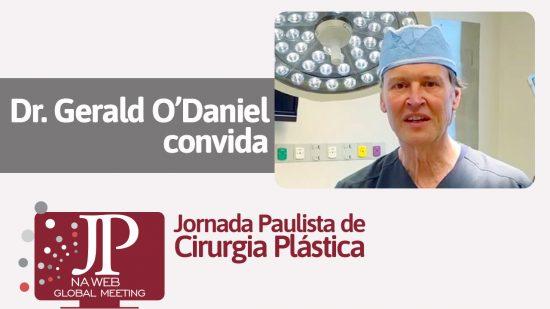 convite do Dr. Gerald O'Daniel