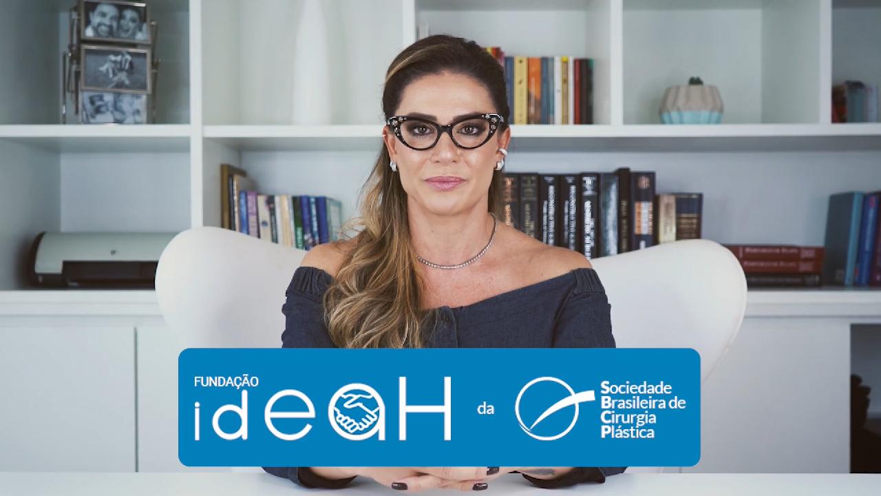Fundação Ideah contra violencia domestica