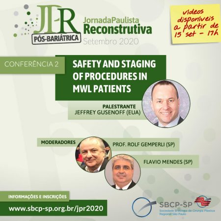 Conferencia 2 - Safety and Staging of Procedures in MWL Patients