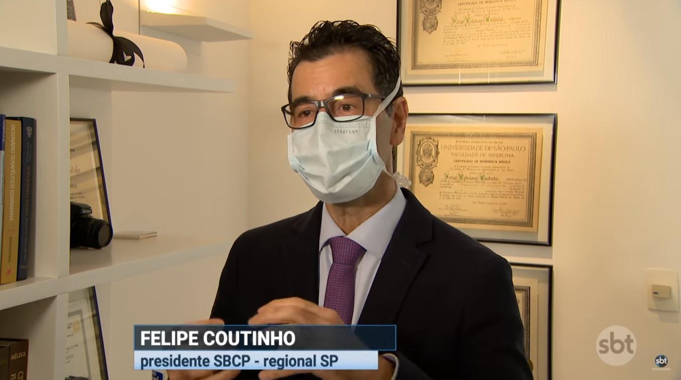 Dr Felipe Coutinho - entrevista