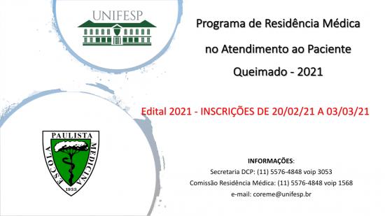 Rm Queimados Edital 2021