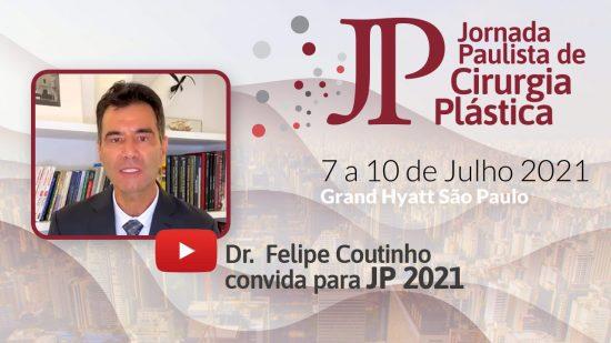 Dr Felipe Coutinho convida para JP2021