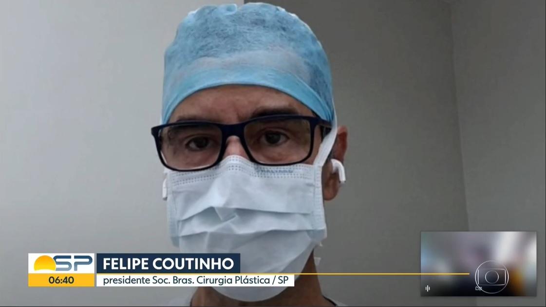 Dr Felipe no BDSP