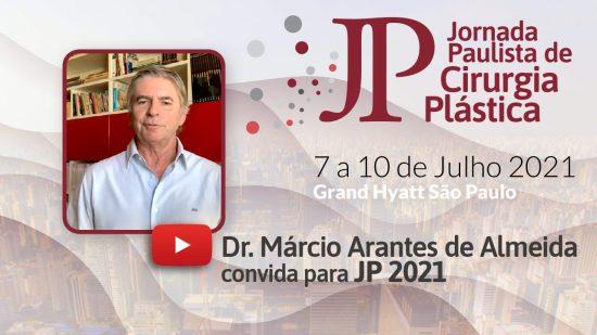 convite jp21 dr marcio almeida